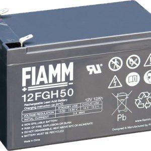 FIAMM 12FGH50 12AH