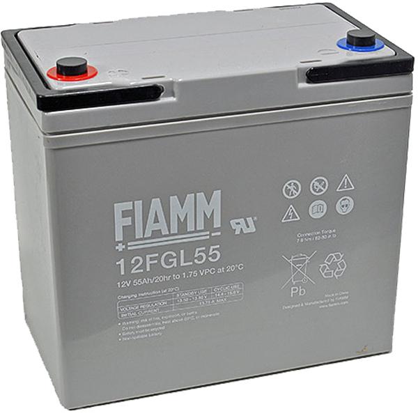 FIAMM 12FGL55 55AH
