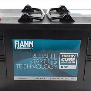 FIAMM ENERGYCUBE-CBX 110 RST 110AH